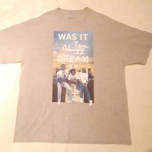 NWA It was ALL a Dream XL Tee Shirt